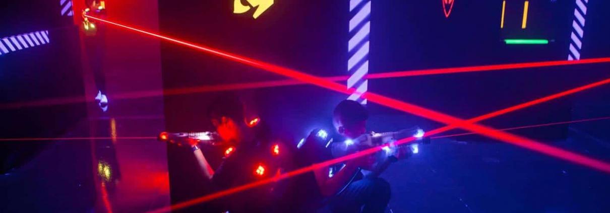 arena lasergame