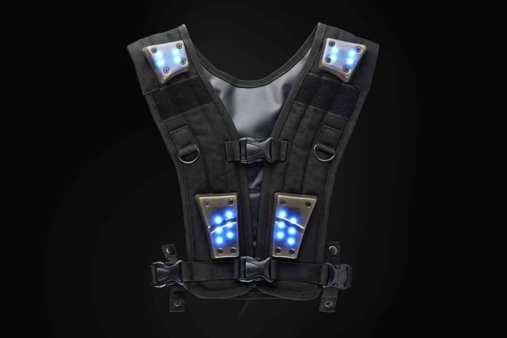 laser game vest